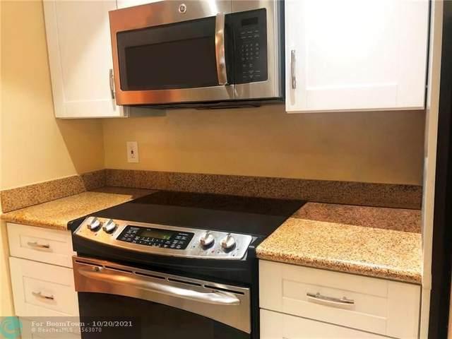 1009 N Ocean Blvd #603, Pompano Beach, FL 33062 (MLS #F10302201) :: Green Realty Properties