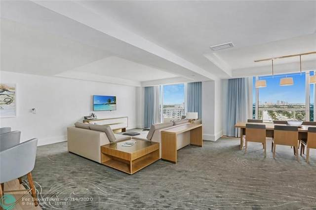 1 N Fort Lauderdale Beach Blvd #1610, Fort Lauderdale, FL 33304 (MLS #F1344966) :: Berkshire Hathaway HomeServices EWM Realty