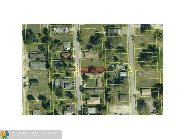 8 Nw Ave, Fort Lauderdale, FL 33311 (MLS #F1351582) :: Green Realty Properties