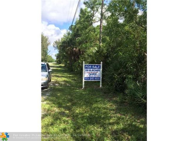 16400 Randolph Siding Rd, Jupiter, FL 33478 (MLS #F1358753) :: Green Realty Properties