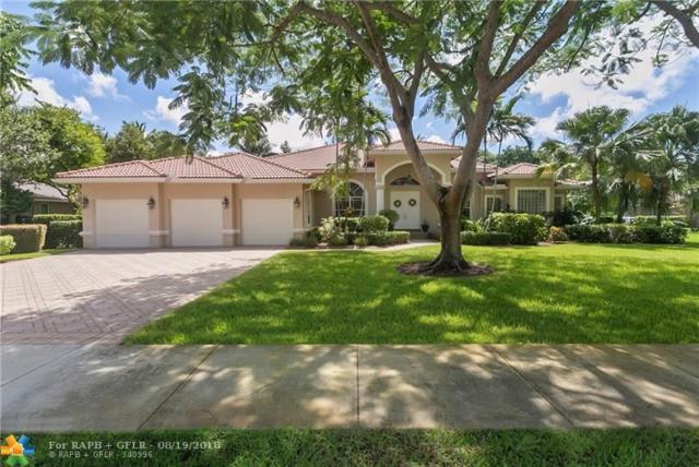 2250 SW 102 Dr, Davie, FL 33324 (MLS #F10104522) :: Green Realty Properties