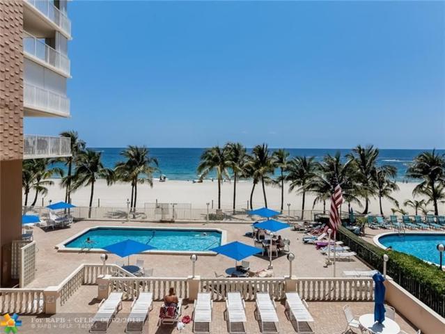 1000 S Ocean Blvd Ph-D, Pompano Beach, FL 33062 (MLS #F10106868) :: Green Realty Properties