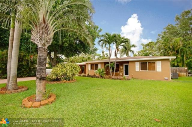3041 SW 21st Ct, Fort Lauderdale, FL 33312 (MLS #F10119555) :: Green Realty Properties