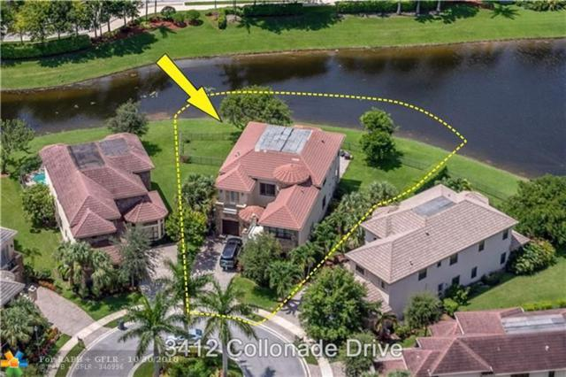 3412 Collonade Dr, Wellington, FL 33449 (MLS #F10131309) :: Green Realty Properties