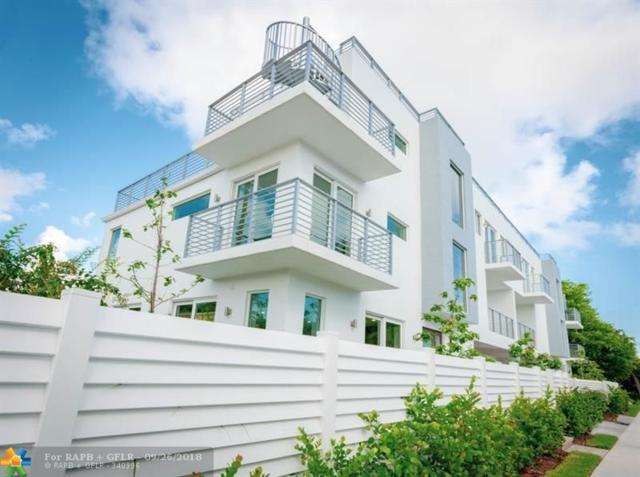 221 NE 12th Ave B, Fort Lauderdale, FL 33301 (MLS #F10136776) :: Green Realty Properties
