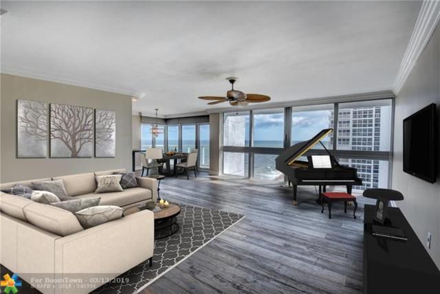 1360 S Ocean Blvd #1701, Pompano Beach, FL 33062 (MLS #F10139792) :: The O'Flaherty Team