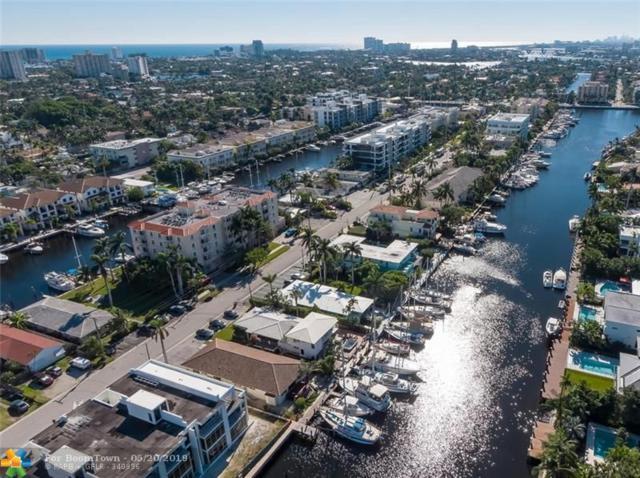 133 Hendricks Isle, Fort Lauderdale, FL 33301 (MLS #F10147846) :: Green Realty Properties
