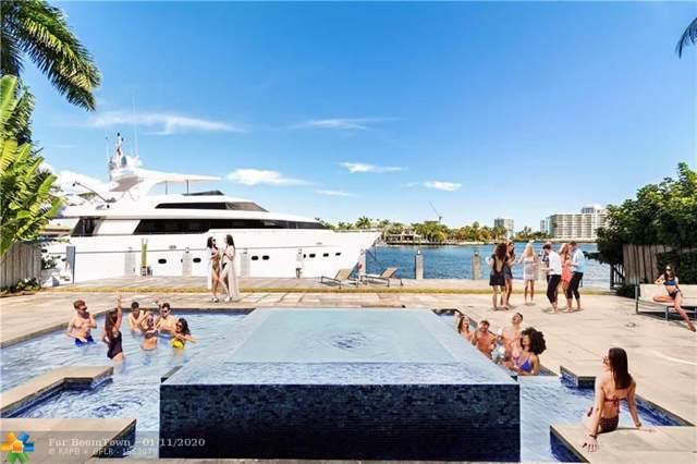 2417 Aqua Vista Blvd, Fort Lauderdale, FL 33301 (MLS #F10162437) :: Berkshire Hathaway HomeServices EWM Realty