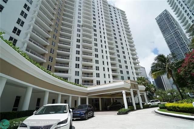 701 Brickell Key Blvd #608, Miami, FL 33131 (#F10199694) :: Posh Properties