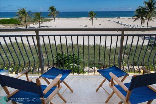 1710 S Ocean Ln #203, Fort Lauderdale, FL 33316 (MLS #F10199779) :: Green Realty Properties