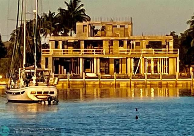 1515 E Lake Dr, Fort Lauderdale, FL 33316 (#F10226738) :: Michael Kaufman Real Estate