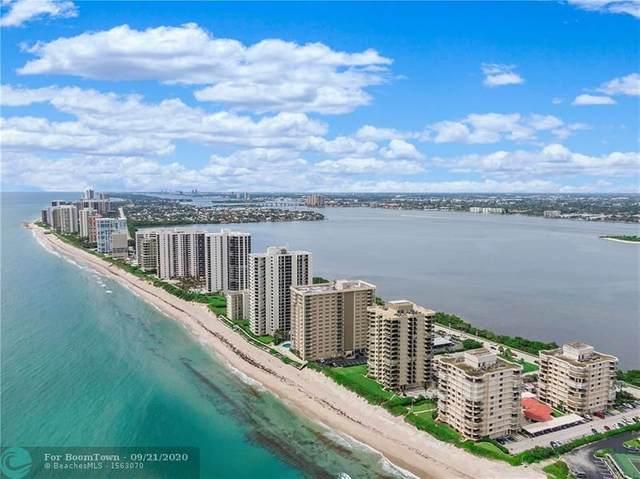 5480 N Ocean Dr B-6D, Riviera Beach, FL 33404 (#F10240131) :: Posh Properties
