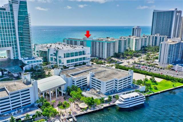 3725 S Ocean Dr #1421, Hollywood, FL 33019 (#F10243062) :: Ryan Jennings Group