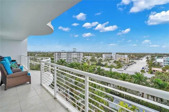 2831 N Ocean Blvd 708N, Fort Lauderdale, FL 33308 (MLS #F10249570) :: Green Realty Properties