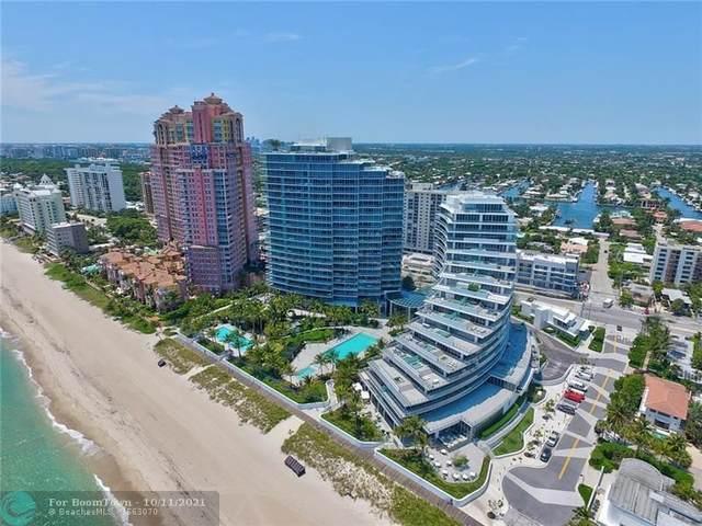 2200 N Ocean Blvd N207, Fort Lauderdale, FL 33305 (MLS #F10256373) :: The MPH Team