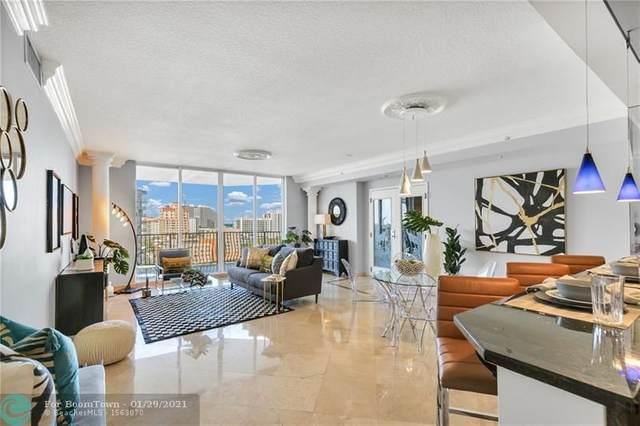 100 S Birch Rd #1103, Fort Lauderdale, FL 33316 (MLS #F10260440) :: Green Realty Properties