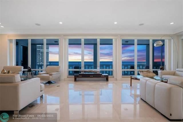 2000 S Ocean Drive Ph1, Fort Lauderdale, FL 33316 (#F10285642) :: Michael Kaufman Real Estate