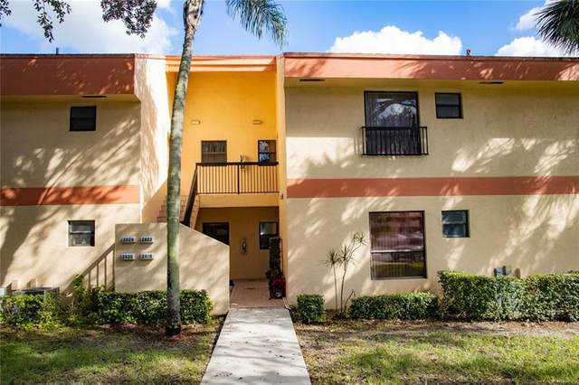 2819 S Carambola Cir S #1991, Coconut Creek, FL 33066 (#H10779748) :: Baron Real Estate