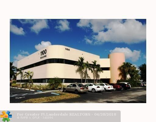 1100 S State Road 7 #201, Margate, FL 33068 (MLS #F10016691) :: Green Realty Properties