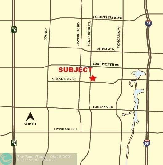 4650 S Military Trl, Lake Worth Beach, FL 33463 (MLS #F10174550) :: GK Realty Group LLC