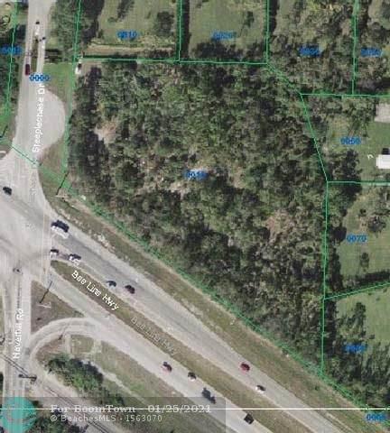Bee Line Hwy, Palm Beach Gardens, FL 33418 (MLS #F10027831) :: Berkshire Hathaway HomeServices EWM Realty