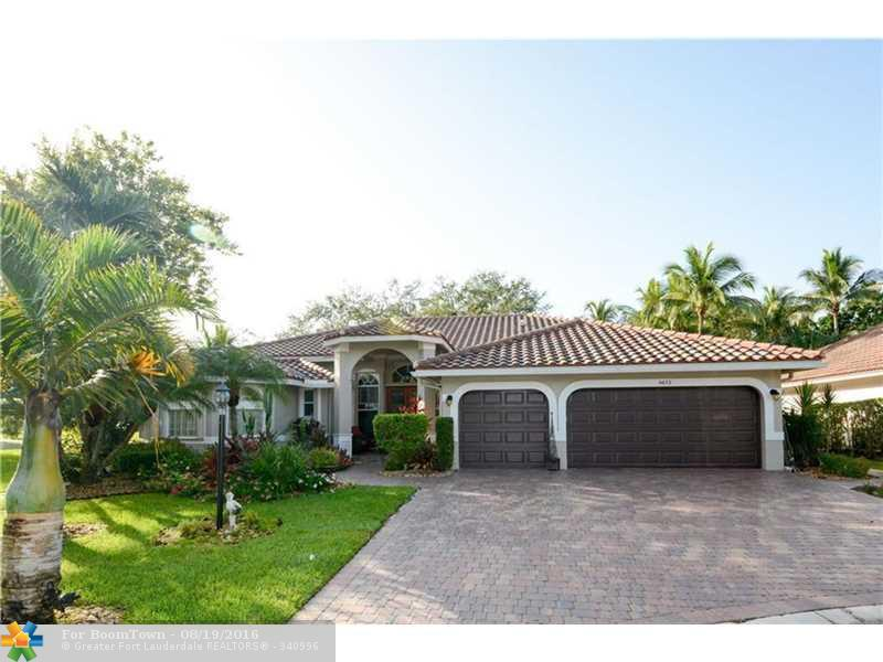 6672 NW 98th Dr, Parkland, FL 33076 (MLS #F10027002) :: United Realty Group