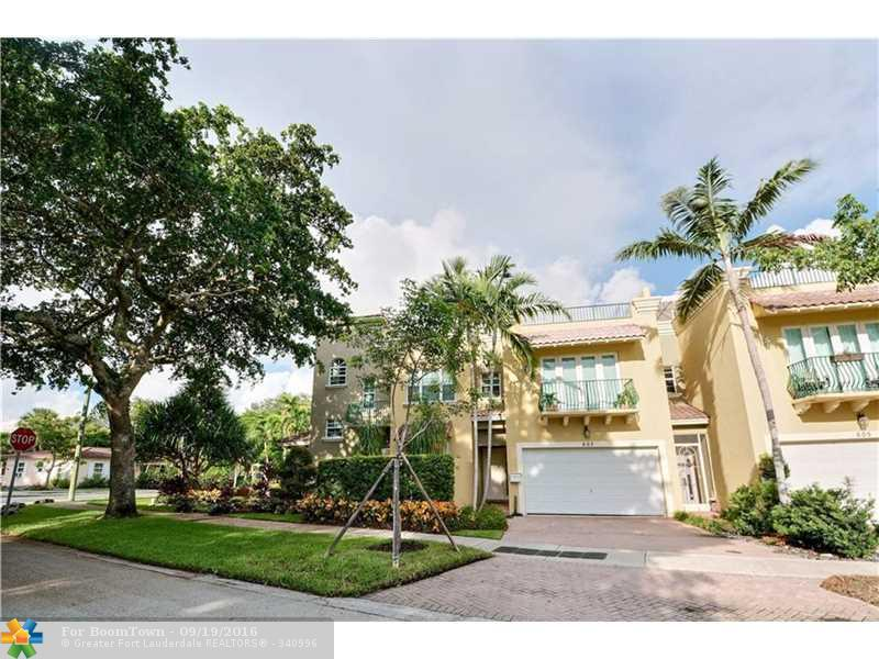 603 NE 17th Way #603, Fort Lauderdale, FL 33304 (MLS #F10031203) :: United Realty Group