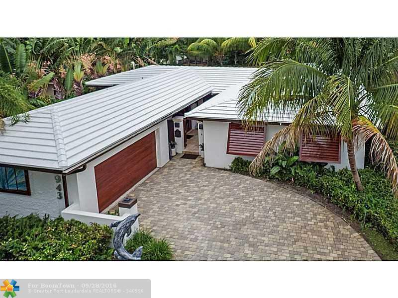 1943 SE 24TH AVE, Fort Lauderdale, FL 33316 (MLS #F10033009) :: United Realty Group