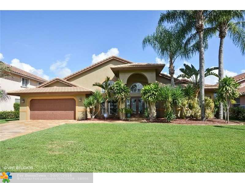 9895 NW 48TH CT, Coral Springs, FL 33076 (MLS #F10033860) :: United Realty Group