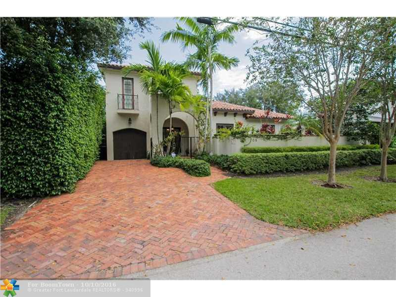 708 SE 9th Ave, Fort Lauderdale, FL 33316 (MLS #F10034618) :: United Realty Group