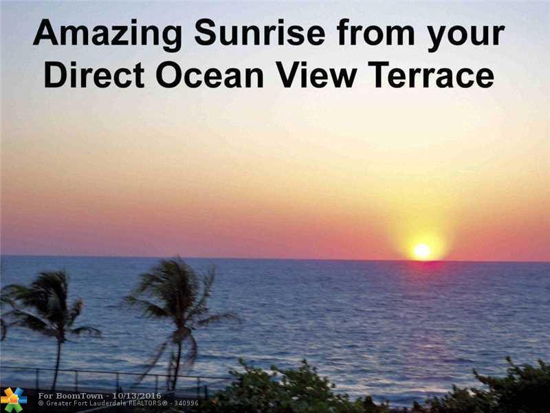 5100 N Ocean Blvd #1108, Lauderdale By The Sea, FL 33308 (MLS #F10035104) :: United Realty Group