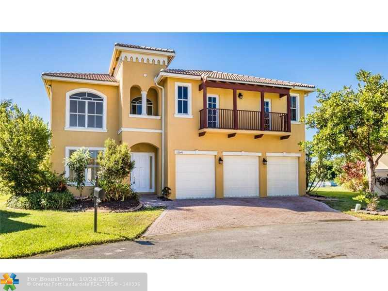 13240 SW 28TH ST, Miramar, FL 33027 (MLS #F10035867) :: United Realty Group