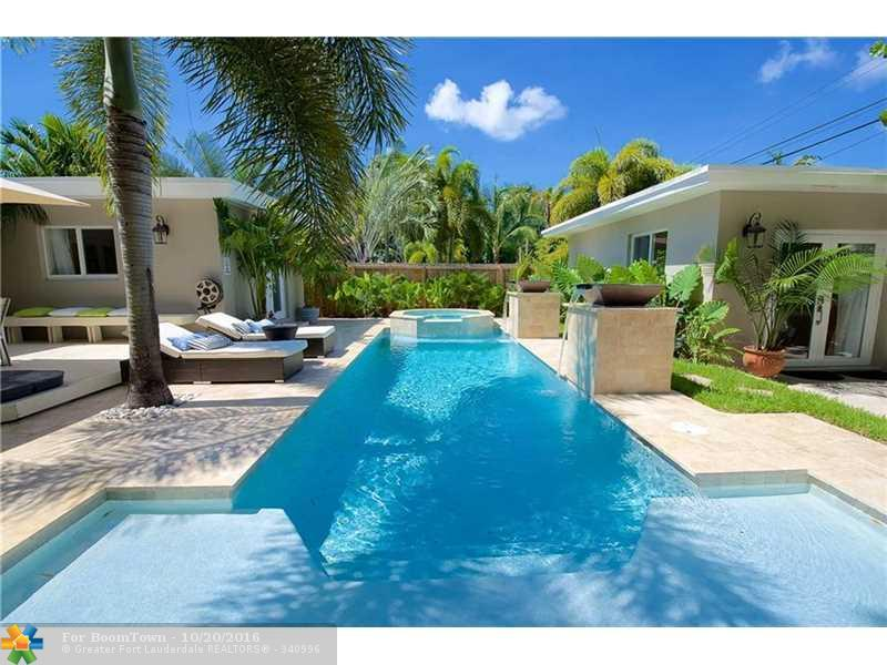 1725 NE 17th Ave, Fort Lauderdale, FL 33305 (MLS #F10036053) :: United Realty Group