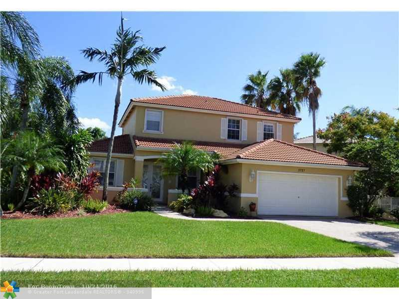3721 SW 147TH AV, Miramar, FL 33027 (MLS #F10036532) :: United Realty Group