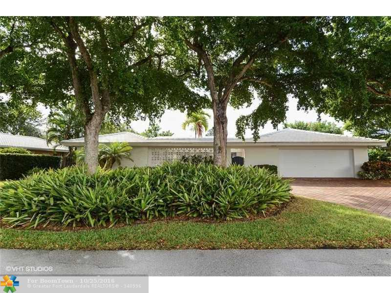 2732 NE 37th Dr, Fort Lauderdale, FL 33308 (MLS #F10036791) :: United Realty Group