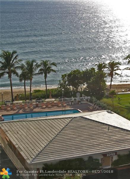 1050 Hillsboro Mile 903W, Hillsboro Beach, FL 33062 (MLS #F10037482) :: Green Realty Properties
