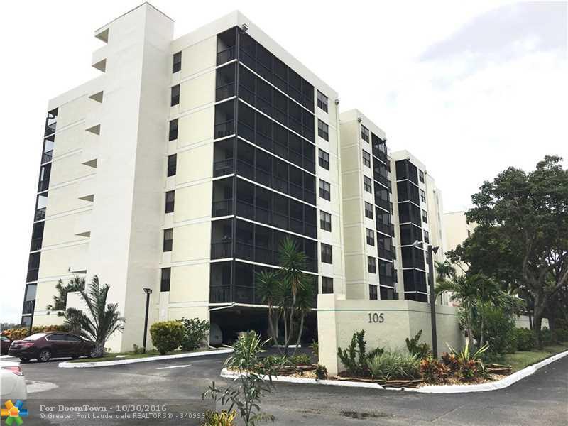105 N Lake Emerald Dr #513, Oakland Park, FL 33309 (MLS #F10037491) :: United Realty Group