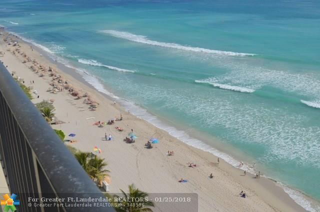 1890 S Ocean Dr #1703, Hallandale, FL 33009 (MLS #F10103898) :: Green Realty Properties