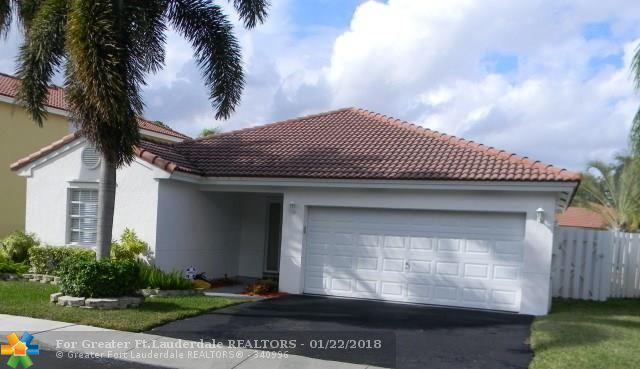12641 NW 11th Ct, Sunrise, FL 33323 (MLS #F10103914) :: Green Realty Properties