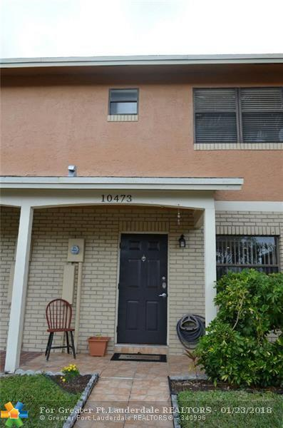10473 NW 6th St #4, Pembroke Pines, FL 33026 (MLS #F10104084) :: Castelli Real Estate Services