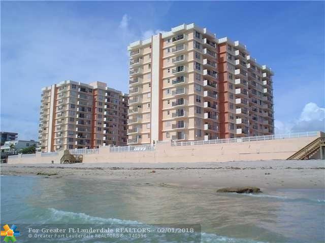 4505 S Ocean Blvd #604, Highland Beach, FL 33487 (MLS #F10105574) :: Green Realty Properties