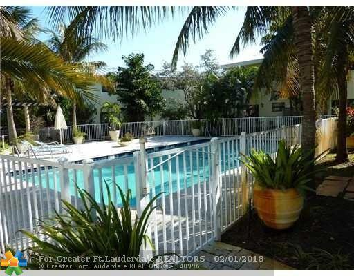 1455 Holly Heights Dr #6, Fort Lauderdale, FL 33304 (MLS #F10105664) :: Green Realty Properties