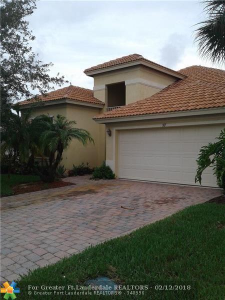 307 Wickham, Port Saint Lucie, FL 34983 (MLS #F10108170) :: Green Realty Properties