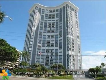 1340 S Ocean Blvd #201, Pompano Beach, FL 33062 (MLS #F10108290) :: Green Realty Properties