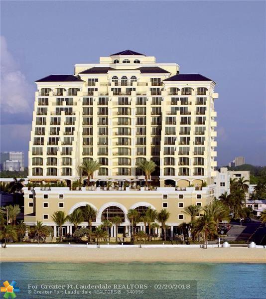 601 N Fort Lauderdale Beach Blvd #816, Fort Lauderdale, FL 33304 (MLS #F10109621) :: Green Realty Properties