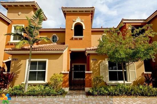 2771 SW 120TH TE 308-3, Miramar, FL 33025 (MLS #F10112797) :: Green Realty Properties
