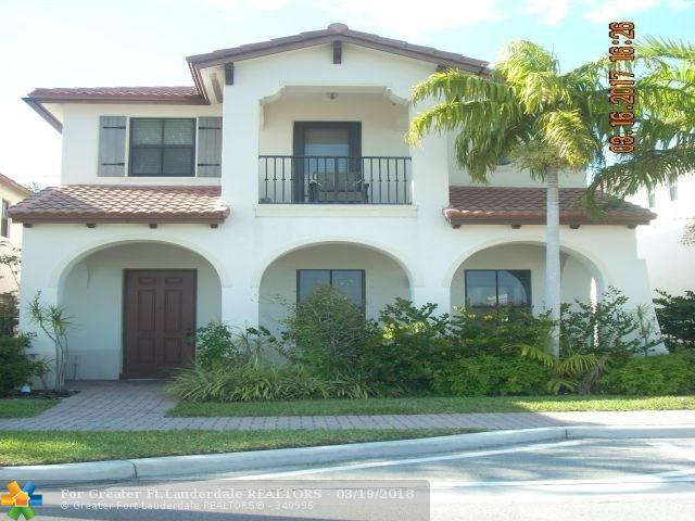 3730 NW 84th Way, Cooper City, FL 33024 (MLS #F10114033) :: Green Realty Properties