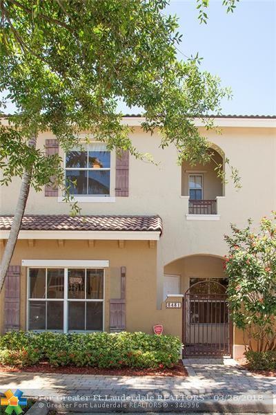 3431 Merrick Ln #607, Margate, FL 33063 (MLS #F10115079) :: Green Realty Properties