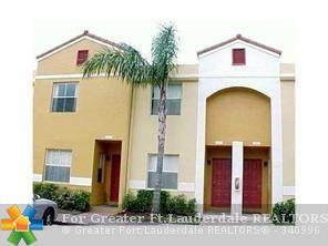 3962 NW 90th Ave #3962, Sunrise, FL 33351 (MLS #F10115967) :: Green Realty Properties