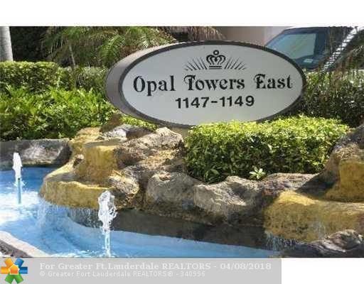 1149 N Hillsboro Mile #406, Hillsboro Beach, FL 33062 (MLS #F10117194) :: Green Realty Properties